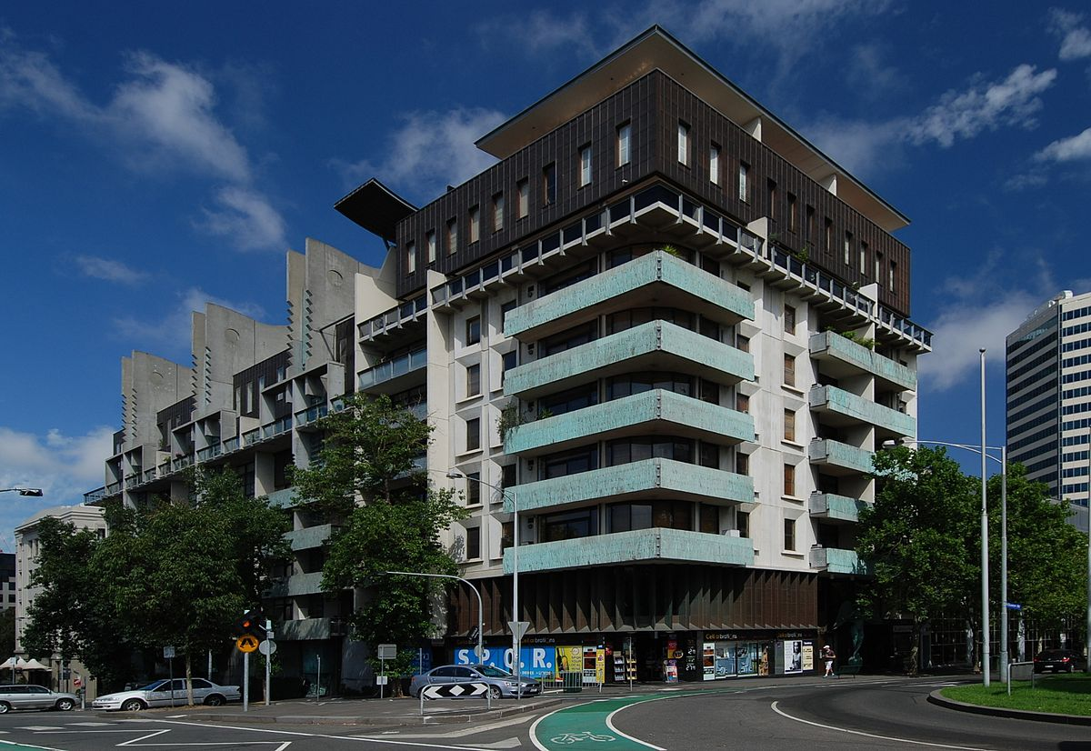 Melbourne Terrace Apartments  Wikipedia