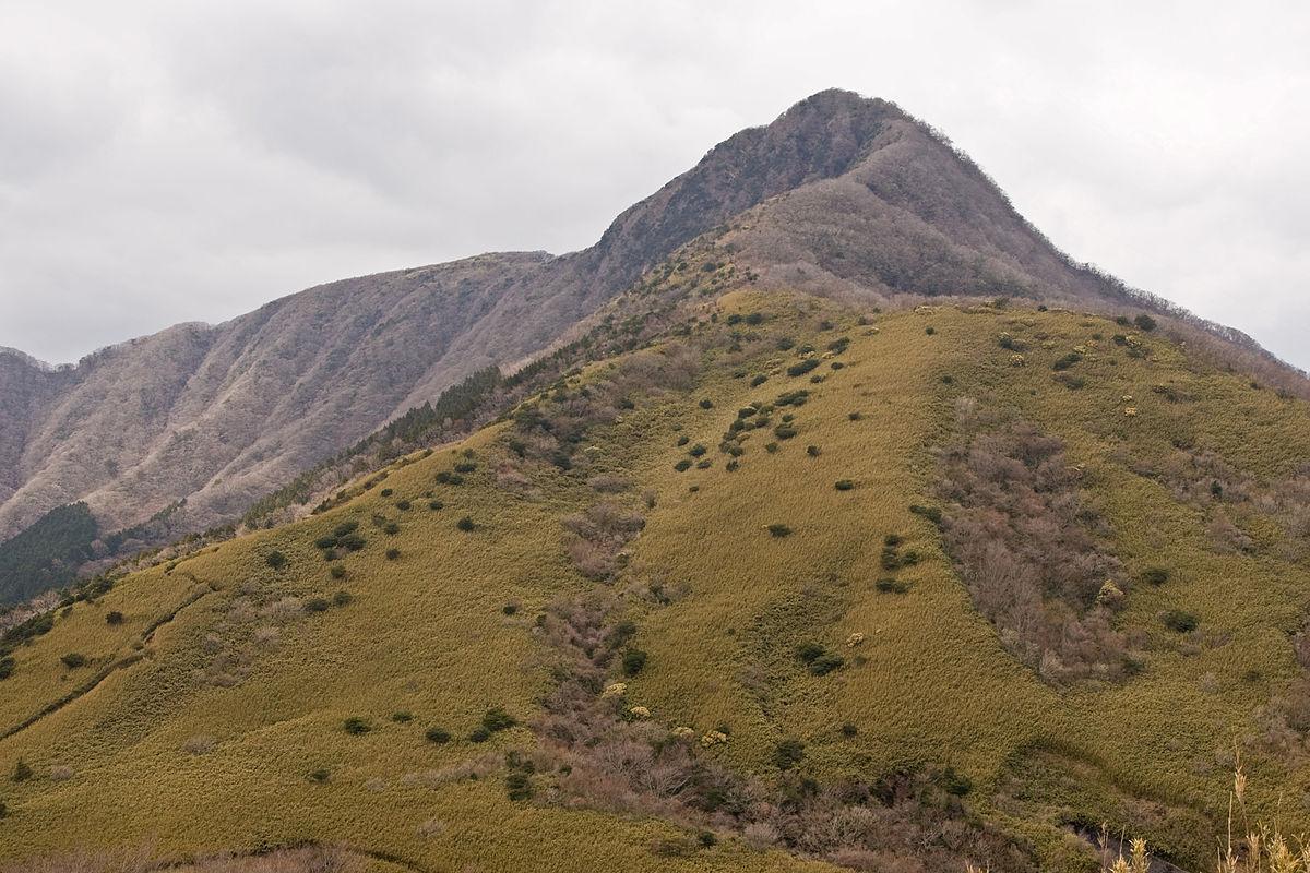 金時山 - Wikipedia