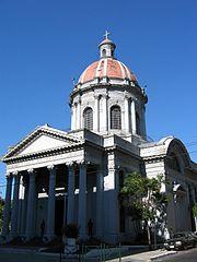 Panteón Nacional de los Héroes en Asunción.