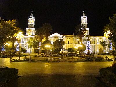 Centro histrico de Arequipa  Wikipedia la enciclopedia