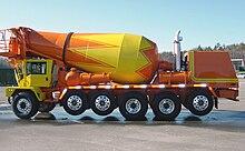 concrete mixer wikipedia