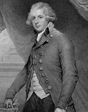 Richard Brinsley Sheridan, by sir Joshua Reynolds