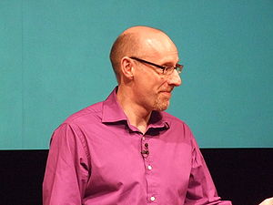 Richard Wiseman speaking at TAM London 2009.