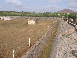 Português: Campo de Concentração do Tarrafal, ...