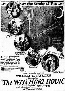 The Devil's Hour Bande Annonce : devil's, bande, annonce, Witching, (1921, Film), Wikiwand