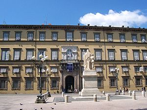 Italiano: Lucca - Palazzo Ducale