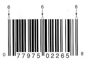 666 in Barcode