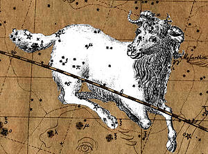 Image of Aires the Ram, for Aries (astrology),...