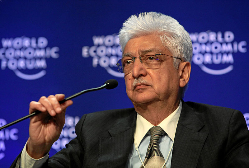 File:Azim Premji - World Economic Forum Annual Meeting Davos 2009.jpg