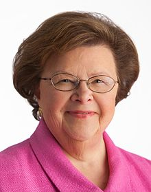 Barbara Mikulski official portrait c. 2011.jpg
