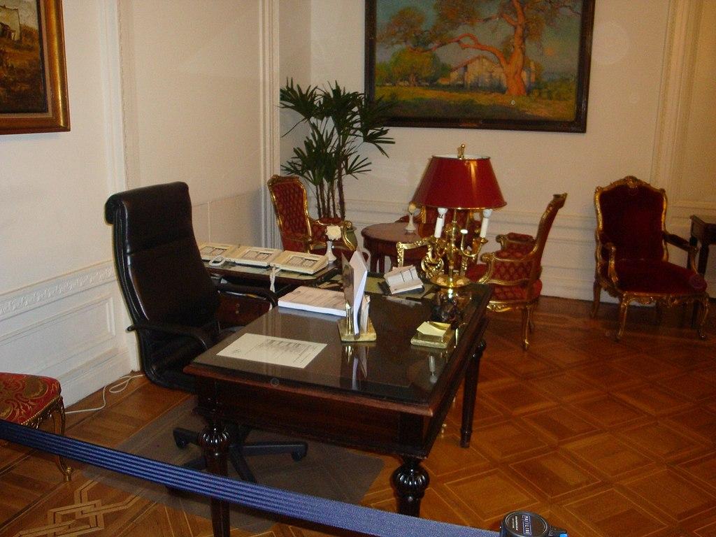 FileCasa Rosada despacho presidencialJPG  Wikimedia Commons