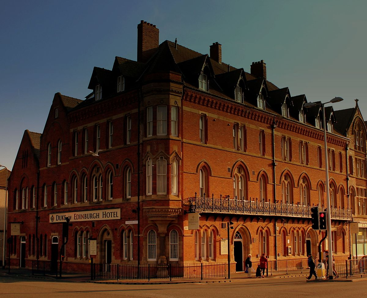 The Duke of Edinburgh Hotel  Wikipedia