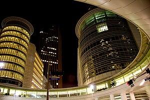 English: Enron Complex in Houston Texas