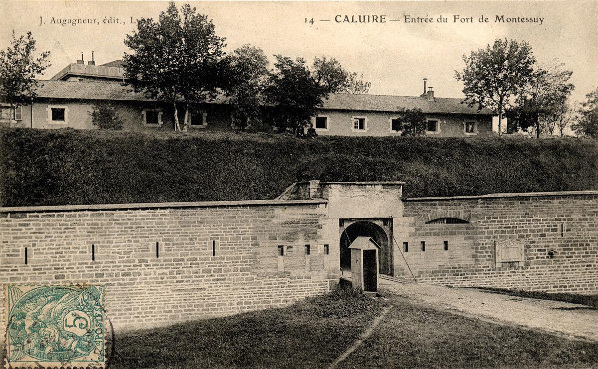 Fort de Montessuy  Wikipdia