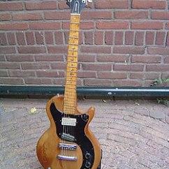 Single Pickup Guitar Wiring Diagram Electronic Thermostat Gibson Marauder - Wikipedia