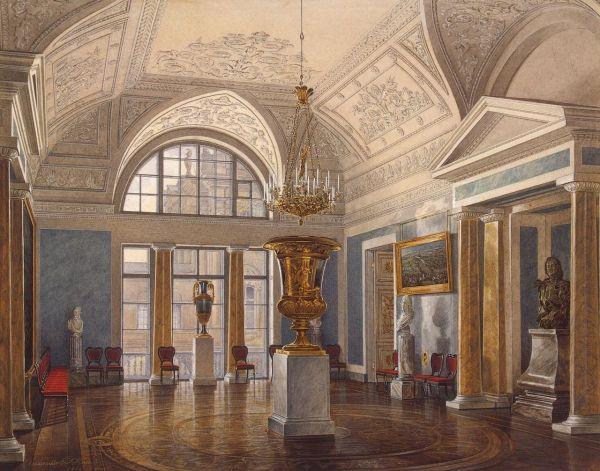 File Hau. Interiors Of Winter Palace. Apollo Hall