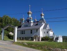 Holy Resurrection Orthodox Church Berlin Hampshire