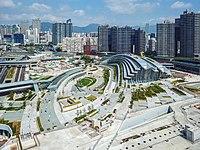 香港西九龍驛 - 維基大典