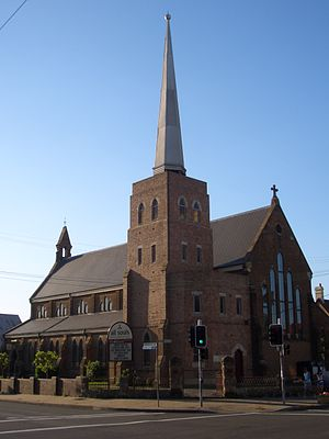 Leichhardt All Souls Anglican Church