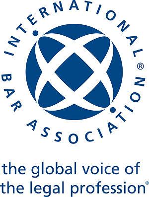 English: Logo of the International Bar Association