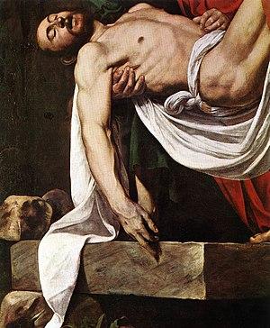 Michelangelo Merisi da Caravaggio - The Entomb...