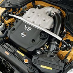 Nissan 350z Fan Wiring Diagram Cng Kit Moteur V6 Vq — Wikipédia
