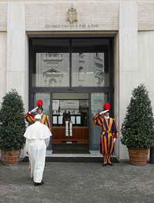 Domus Sanctae Marthae  Wikipedia la enciclopedia libre