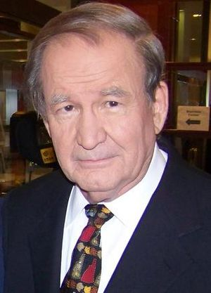 Pat Buchanan in Manchester, NH