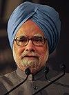Prime Minister Manmohan Singh in WEF ,2009 (cropped).jpg