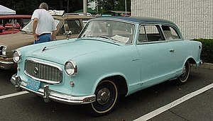 1959 Rambler American 2-door compact sedan by ...