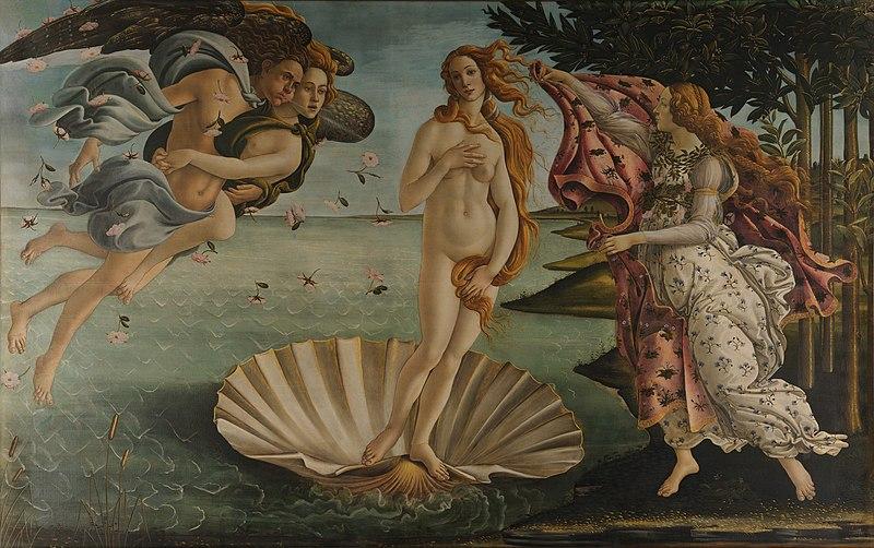 File:Sandro Botticelli - La nascita di Venere - Google Art Project.jpg