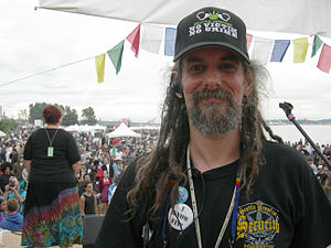 Seattle Hempfest Executive Director Vivian McP...