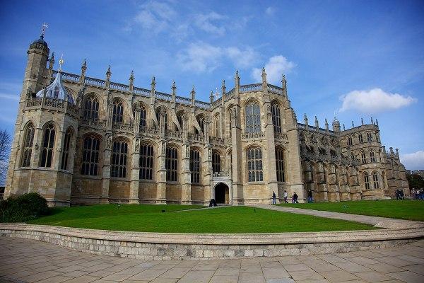 St George' Chapel Windsor Castle - Wikipedia