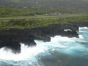 Location: Maui, Hana Airport