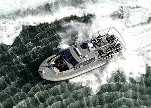 English: San Diego (Feb. 5, 2007) - Patrol Boa...