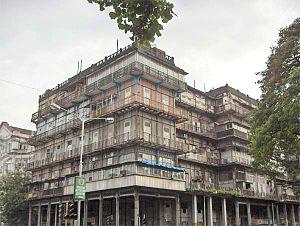 Watson's Hotel in Kala Ghoda.