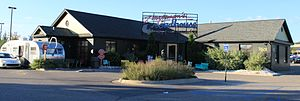 English: Zingerman's Roadhouse, Westgage Shopp...