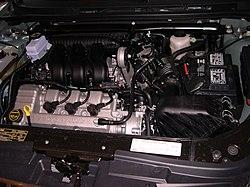 2002 mercury cougar engine diagram bargman trailer light wiring ford duratec v6 wikipedia rff in a 2006 montego