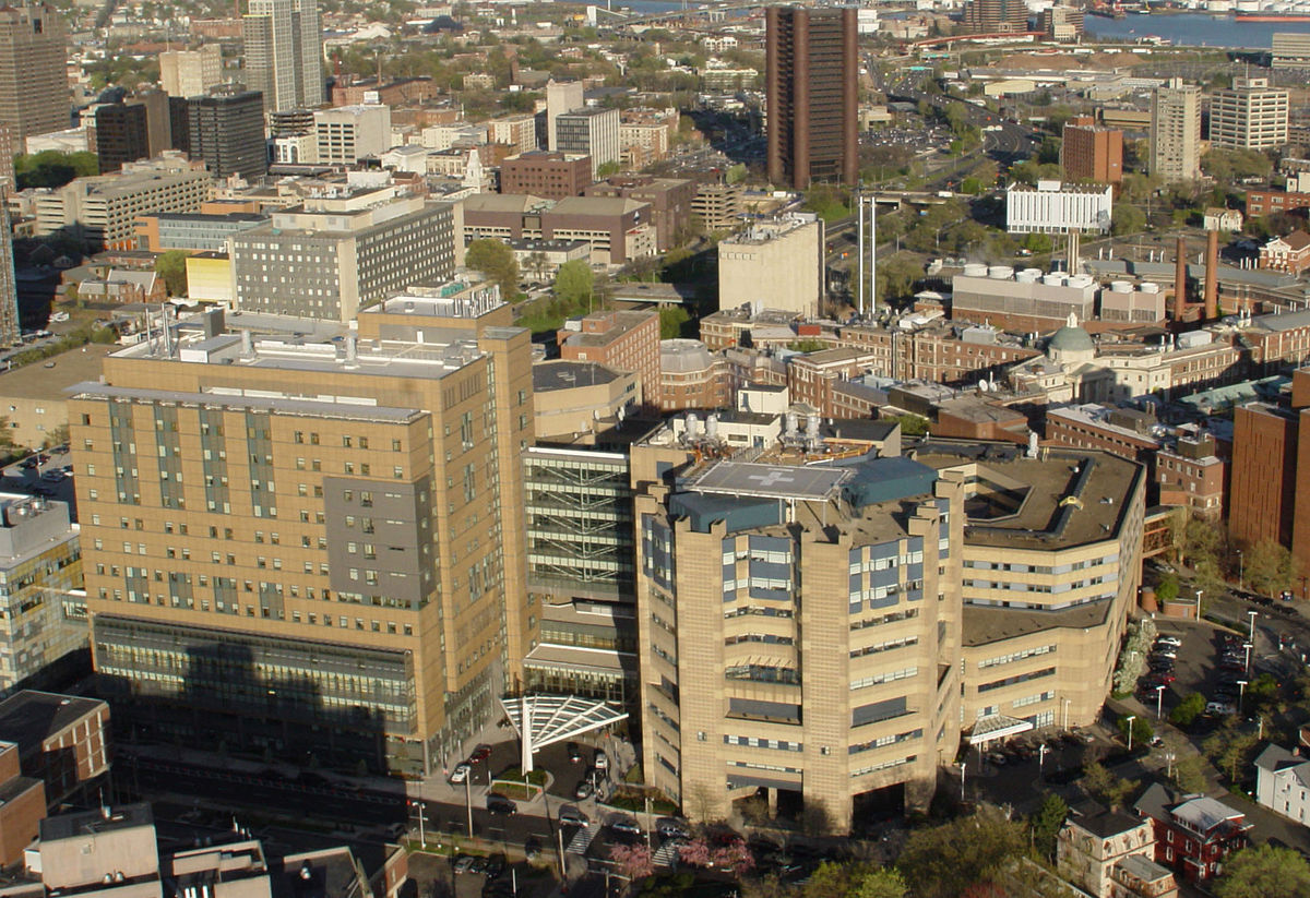 Yale New Haven Hospital  Wikipedia