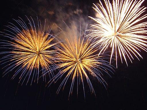 Bratislava New Year Fireworks