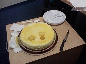 Cheesecake carole 3