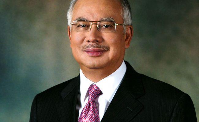 Najib Razak Wikiquote