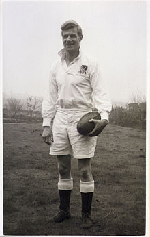 Eric Evans rugby union  Wikipedia