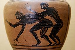 Erotic scene MAN Napoli Inv27670