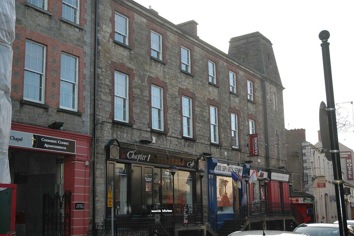 Cavan Orphanage fire  Wikipedia