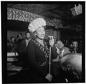 Ella Fitzgerald, Dizzy Gillespie, Ray Brown, M...