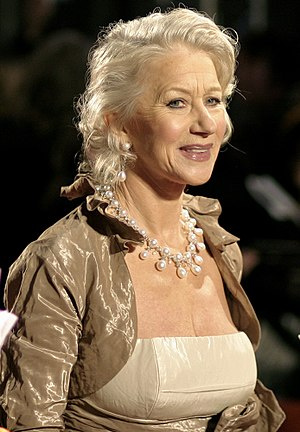 Helen Mirren at the Orange British Academy Fil...