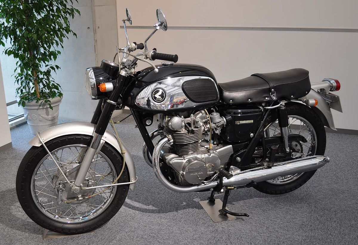 1972 honda cb350 wiring diagram ammeter car cb450 - wikipedia