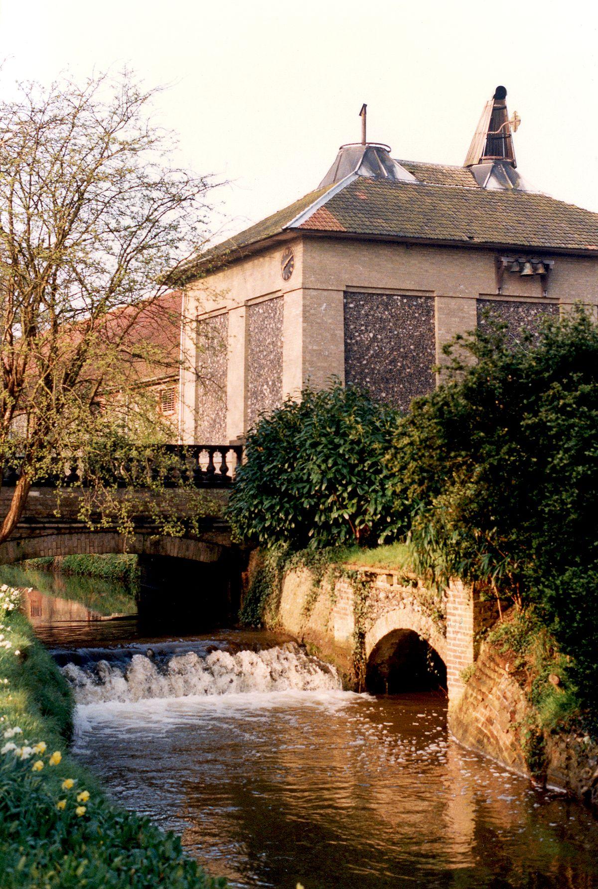 Letheringsett Brewery Watermill Wikipedia