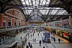 Liverpool Street station, London, England-26Feb2011.jpg